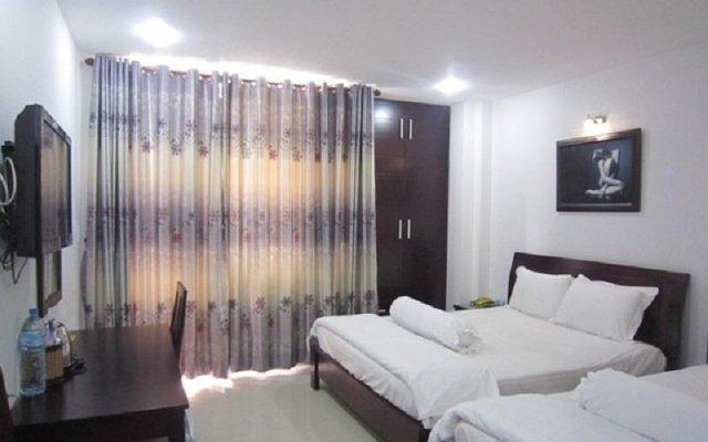 Hao Tin Hotel Saigon комната для гостей