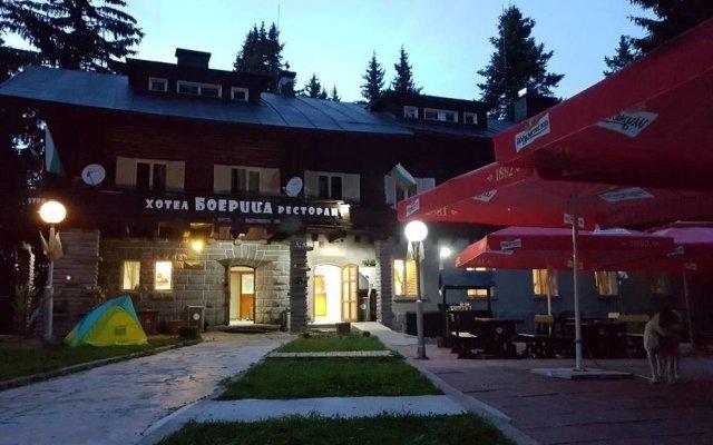 Boeritza Hotel Complex вид на фасад