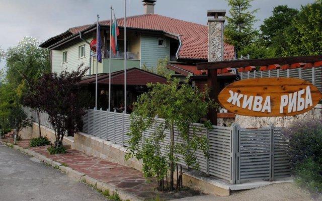 Discret Hotel & SPA вид на фасад