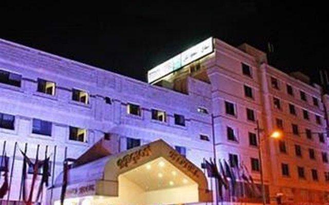 Отель Region Hotel Иордания, Амман - отзывы, цены и фото номеров - забронировать отель Region Hotel онлайн вид на фасад