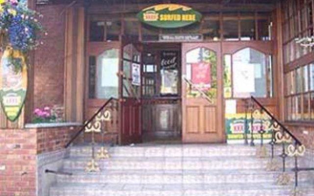 Отель The Ram's Lodge вид на фасад