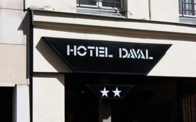 Отель Daval Франция, Париж - отзывы, цены и фото номеров - забронировать отель Daval онлайн вид на фасад