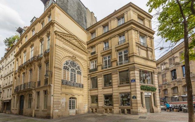 Апартаменты Apartment WS Champs Elysées Ponthieu вид на фасад