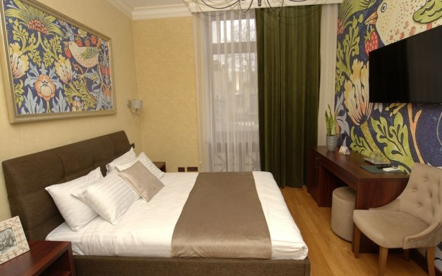 Shato Luxe Hotel Одесса комната для гостей