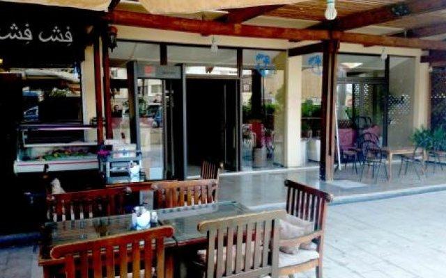 Al Marsa Hotel вид на фасад