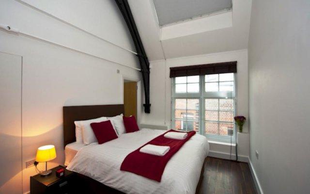 Отель Veeve 2 Bed Penthouse Opposite Harrods Knightsbridge Green Великобритания, Лондон - отзывы, цены и фото номеров - забронировать отель Veeve 2 Bed Penthouse Opposite Harrods Knightsbridge Green онлайн вид на фасад