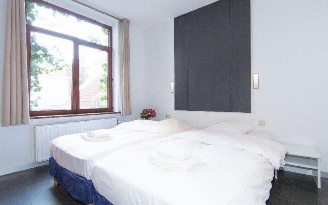 Отель Azimut Flathotel Aparthotel Бельгия, Брюссель - отзывы, цены и фото номеров - забронировать отель Azimut Flathotel Aparthotel онлайн вид на фасад