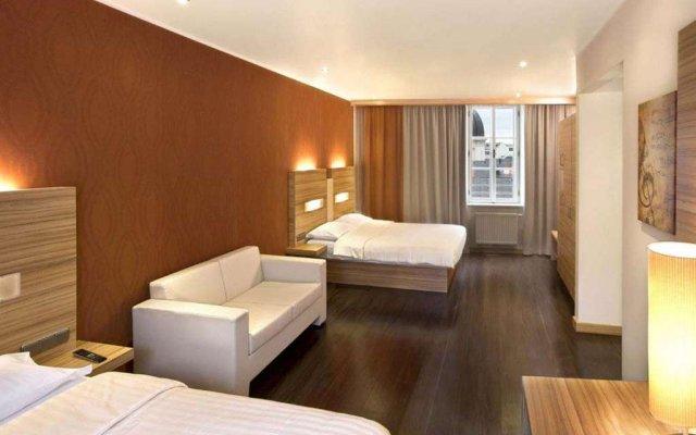 Отель Star Inn Hotel Premium Salzburg Gablerbräu, by Quality Австрия, Зальцбург - 1 отзыв об отеле, цены и фото номеров - забронировать отель Star Inn Hotel Premium Salzburg Gablerbräu, by Quality онлайн комната для гостей