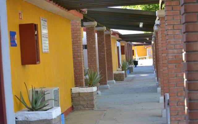 Las Palmas Hotel вид на фасад