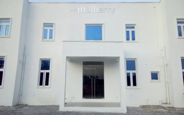 The Mulberry Hotel вид на фасад