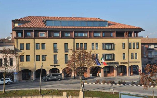 Отель Albergo Roma, Bw Signature Collection Кастельфранко вид на фасад
