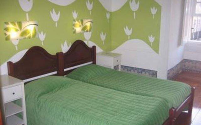 Smile Hostel Лиссабон комната для гостей