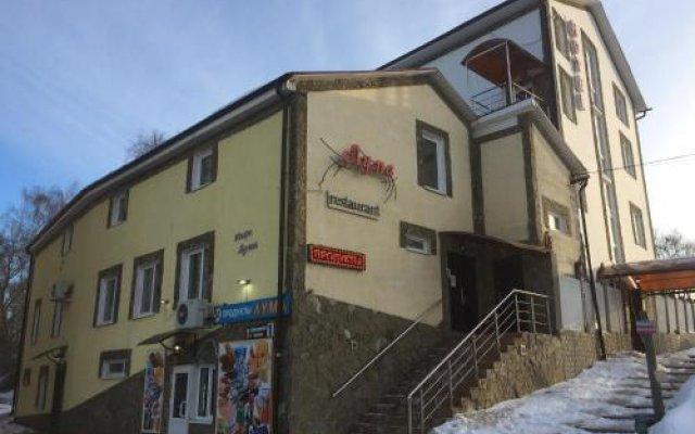 Гостиница Luma в Ярославле отзывы, цены и фото номеров - забронировать гостиницу Luma онлайн Ярославль вид на фасад