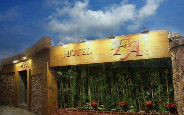 Отель Hong Guesthouse Dongdaemun Южная Корея, Сеул - отзывы, цены и фото номеров - забронировать отель Hong Guesthouse Dongdaemun онлайн вид на фасад