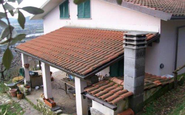 Отель B&B Il Chioso Аулла вид на фасад