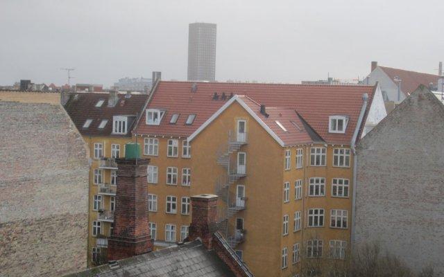 Отель Bertrams Guldsmeden Копенгаген вид на фасад