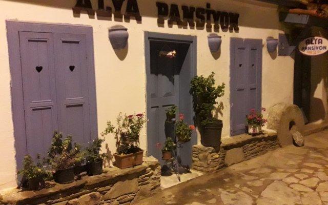 Alya Pansiyon Турция, Сельчук - отзывы, цены и фото номеров - забронировать отель Alya Pansiyon онлайн вид на фасад