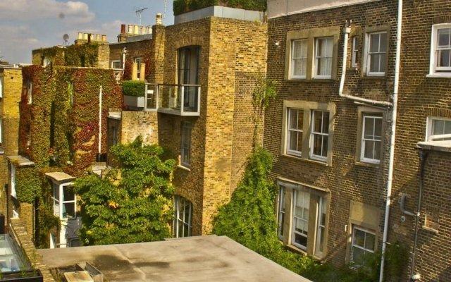 Отель Notting Hill Garden Studios Великобритания, Лондон - отзывы, цены и фото номеров - забронировать отель Notting Hill Garden Studios онлайн вид на фасад