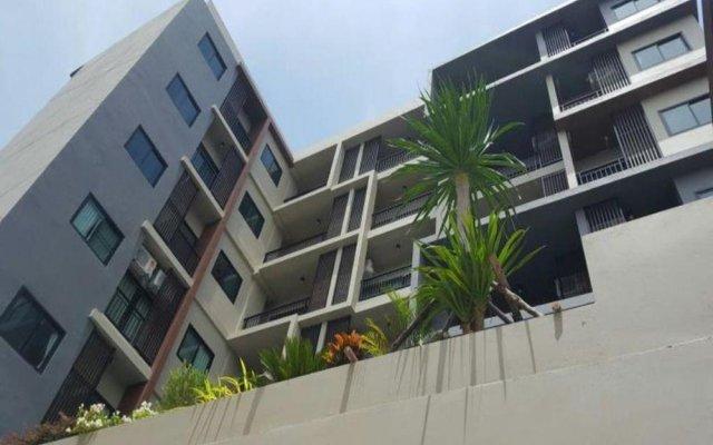 Отель Marisa Residence вид на фасад