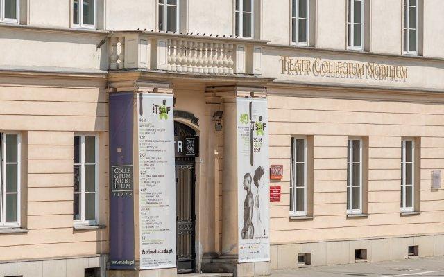 Отель Old Town Lionsapartments Польша, Варшава - отзывы, цены и фото номеров - забронировать отель Old Town Lionsapartments онлайн вид на фасад