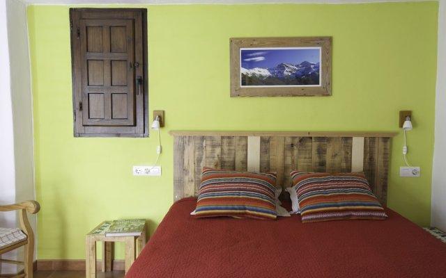 Отель Casa Rural Arroyo de la Greda Испания, Гуэхар-Сьерра - отзывы, цены и фото номеров - забронировать отель Casa Rural Arroyo de la Greda онлайн вид на фасад