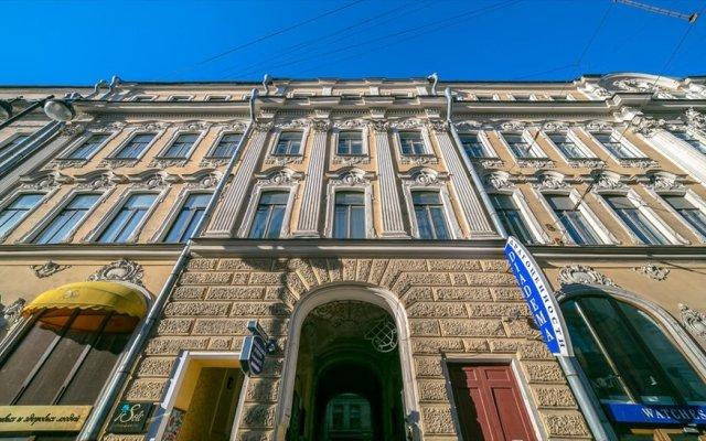 Апартаменты SPB Rentals Apartment Санкт-Петербург вид на фасад