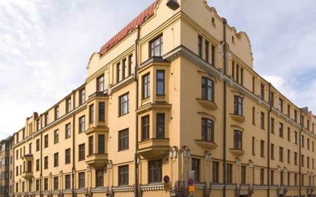 Отель 2ndhomes Helsinki Penthouse Ullanlinna 2 вид на фасад
