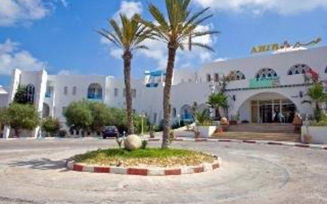 Отель Abir Тунис, Мидун - отзывы, цены и фото номеров - забронировать отель Abir онлайн вид на фасад