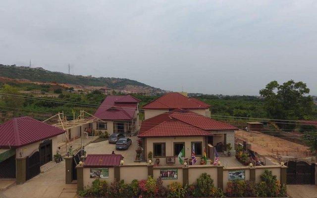 Отель Perriman Guest House Гана, Аккра - отзывы, цены и фото номеров - забронировать отель Perriman Guest House онлайн вид на фасад