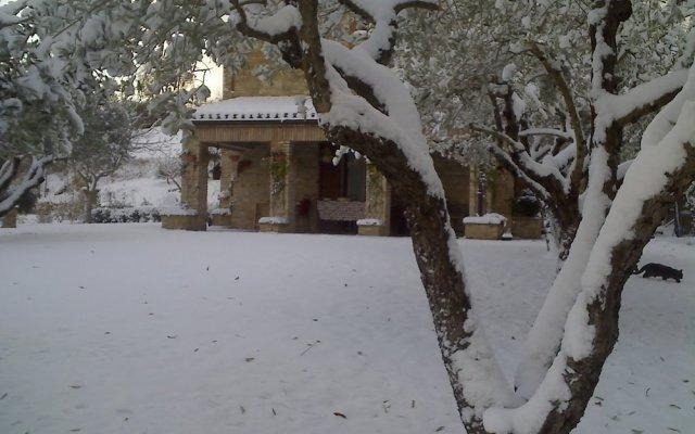 Отель Bed & Breakfast La Casa Delle Rondini Стаффоло вид на фасад