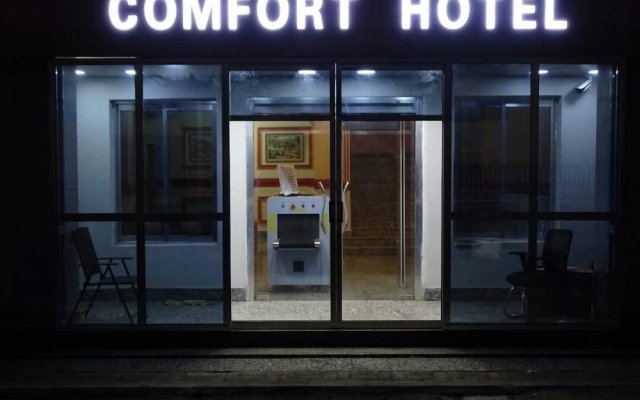 Comfort Hotel in Djibouti, Djibouti from 171$, photos, reviews - zenhotels.com hotel front