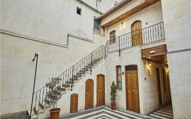 Melek Lara Butik Hotel вид на фасад