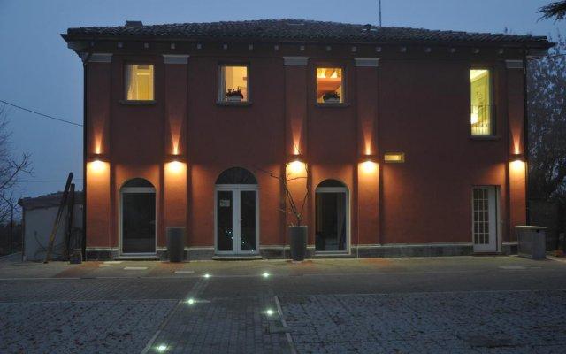 Отель Fico Bologna Италия, Болонья - отзывы, цены и фото номеров - забронировать отель Fico Bologna онлайн вид на фасад