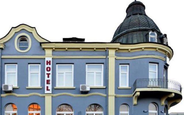 Hotel Cascade Плевен вид на фасад