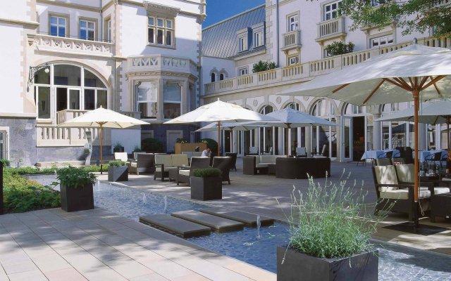 Отель Rocco Forte Villa Kennedy вид на фасад