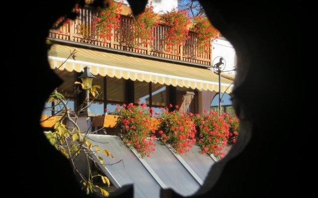 Отель Garni Reider Мельтина вид на фасад
