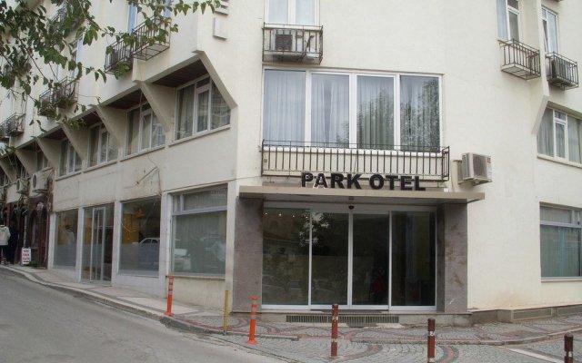 Отель Park Otel Edirne Эдирне вид на фасад