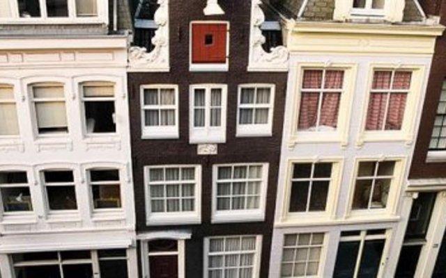 Отель Kerkstraat Experience Нидерланды, Амстердам - отзывы, цены и фото номеров - забронировать отель Kerkstraat Experience онлайн вид на фасад