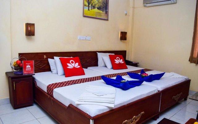 Отель ZEN Rooms Messenger Street Colombo 12 Шри-Ланка, Коломбо - отзывы, цены и фото номеров - забронировать отель ZEN Rooms Messenger Street Colombo 12 онлайн вид на фасад