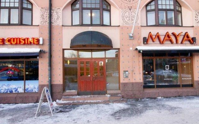 Отель 2ndhomes Vilhonkatu Финляндия, Хельсинки - отзывы, цены и фото номеров - забронировать отель 2ndhomes Vilhonkatu онлайн вид на фасад