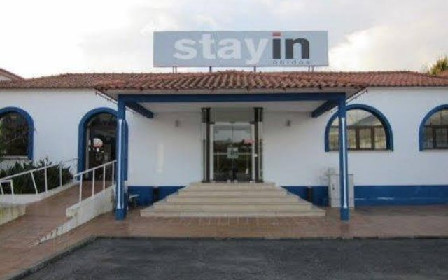 Hotel Stay in Obidos вид на фасад