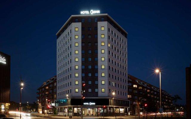 HOTEL CABINN Vejle Hotel вид на фасад