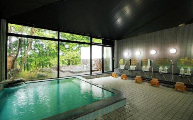 Hotel Kosho Umeyashiki Annex Никко бассейн