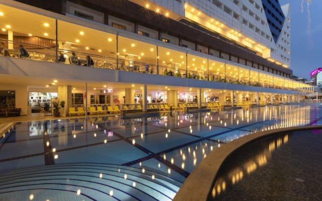 Vikingen Quality Resort & Spa Hotel вид на фасад