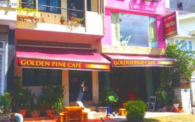 Golden Pine Hotel Далат вид на фасад