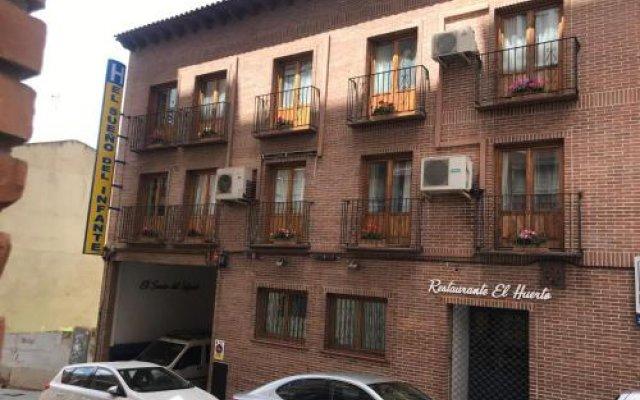 Отель El Sueño Del Infante вид на фасад