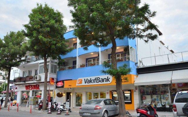 Отель Antalyali Han Otel вид на фасад