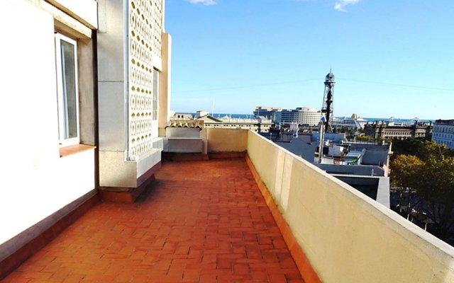 Отель Apartamentos Mur Mar Испания, Барселона - отзывы, цены и фото номеров - забронировать отель Apartamentos Mur Mar онлайн