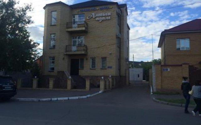 Altyn Adam Hotel Павлодар вид на фасад