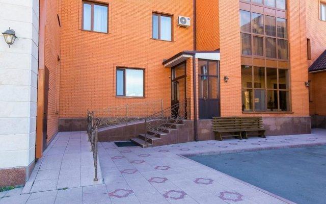 Гостиница Zhan Villa Казахстан, Нур-Султан - отзывы, цены и фото номеров - забронировать гостиницу Zhan Villa онлайн вид на фасад